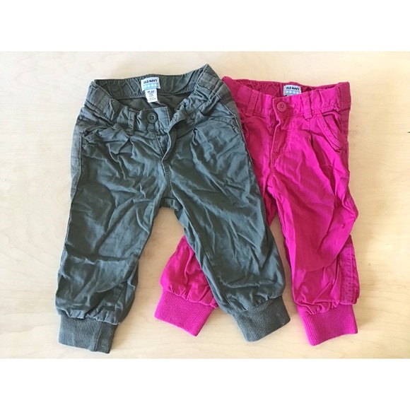 Old Navy Other - Two Lined Toddler Joggers
